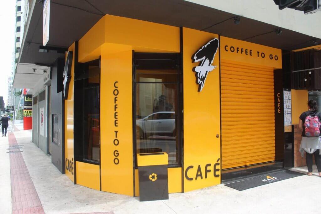 Mais1 Café - Balneário Camboriú