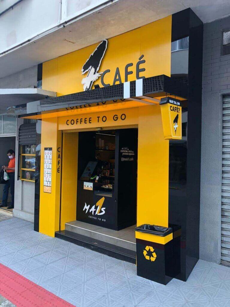 Unidade Mais1 Café - Florianópolis