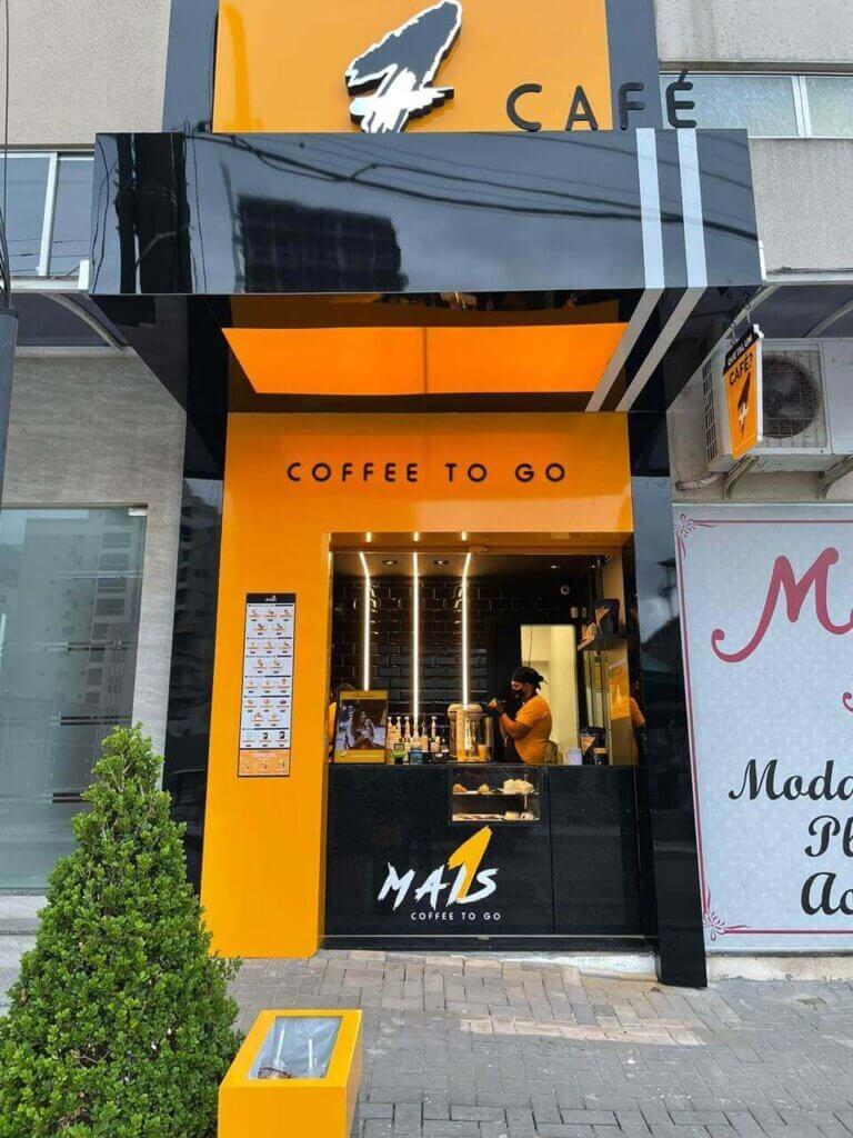 Mais1 Café - Itapema