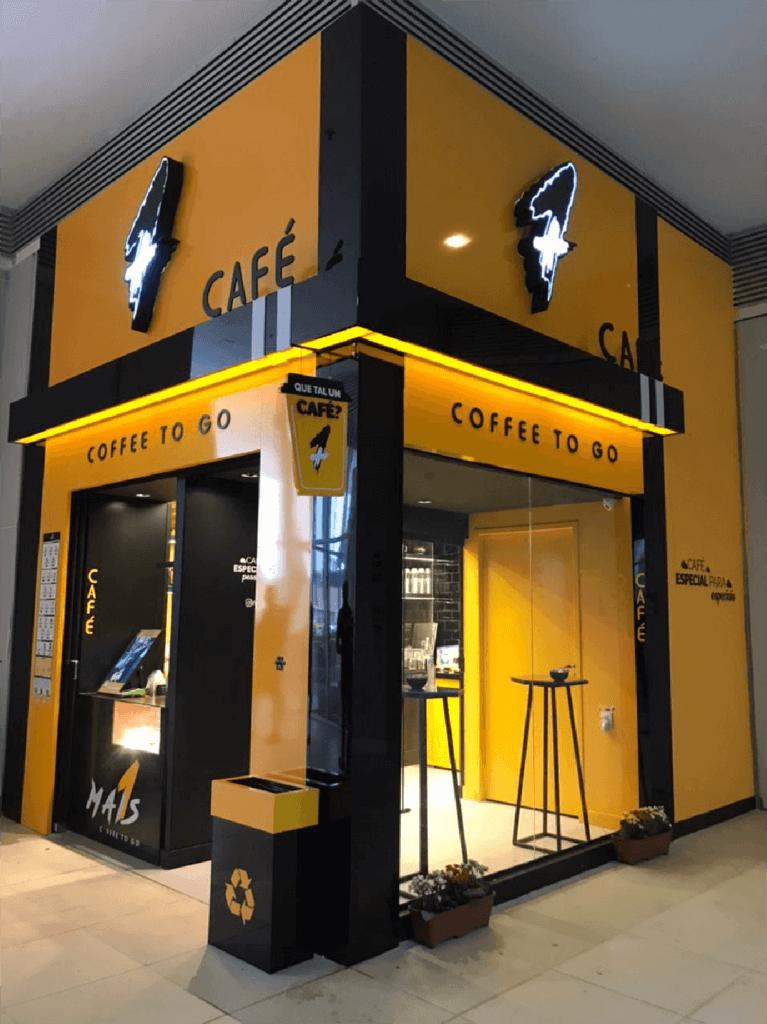 Unidade Mais1 Café - Brasília