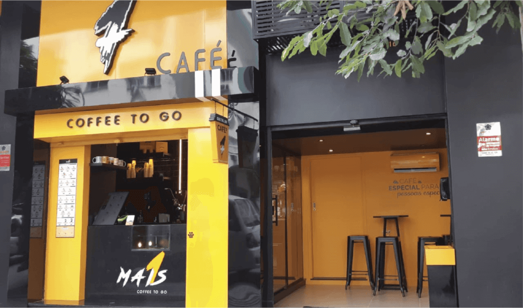Unidade Mais1 Café - Copacabana